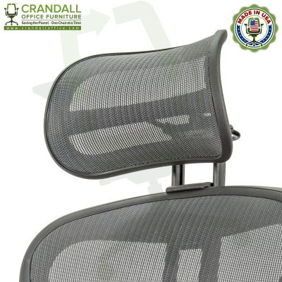 Atlas Suspension Headrest for Herman Miller Aeron Remastered Chair 0003