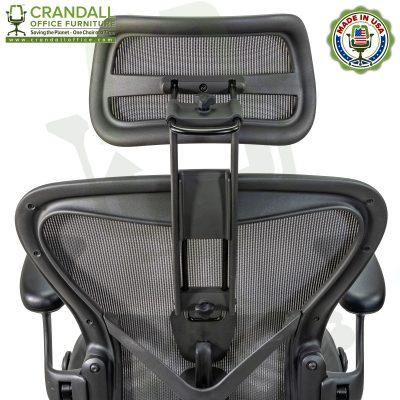 Atlas Suspension Headrest for Herman Miller Aeron Remastered Chair 0004