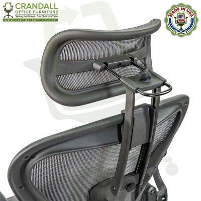 Atlas Suspension Headrest for Herman Miller Aeron Remastered Chair 0005