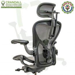 Atlas Suspension Headrest for Herman Miller Aeron Remastered Chair 0007