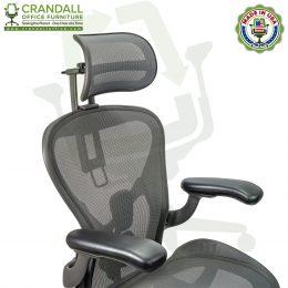Atlas Suspension Headrest for Herman Miller Aeron Remastered Chair 0010