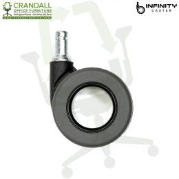 Crandall Office Furniture Infinity Hard Floor Self Braking Casters 0001