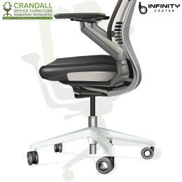 Crandall Office Furniture Infinity Hard Floor Self Braking Casters 0011